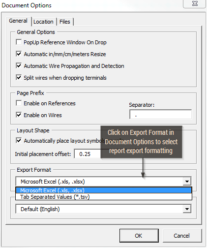 Generating, Importing and Exporting Reports
